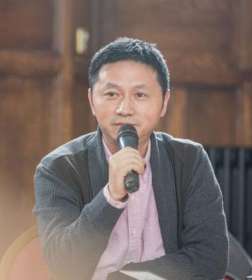 """""""2017深圳物联人物""""评选候选人:谭杰夫"""