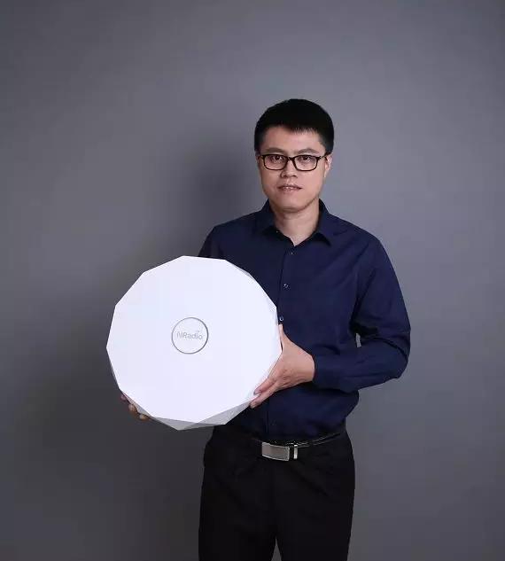 """2017深圳物联人物""""评选候选人:张利鹏"""