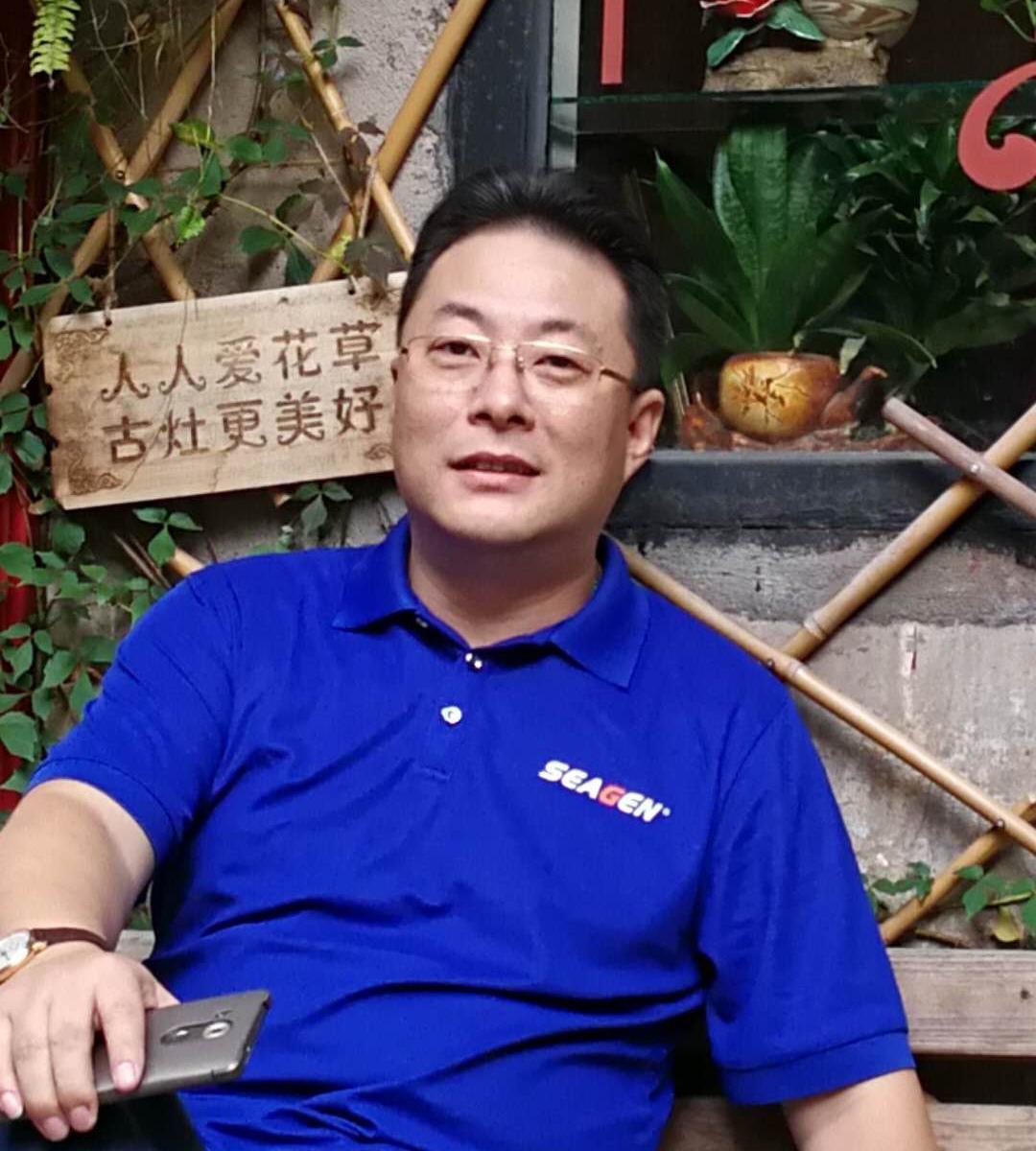 """2017深圳物联人物""""评选候选人:陶关平"""