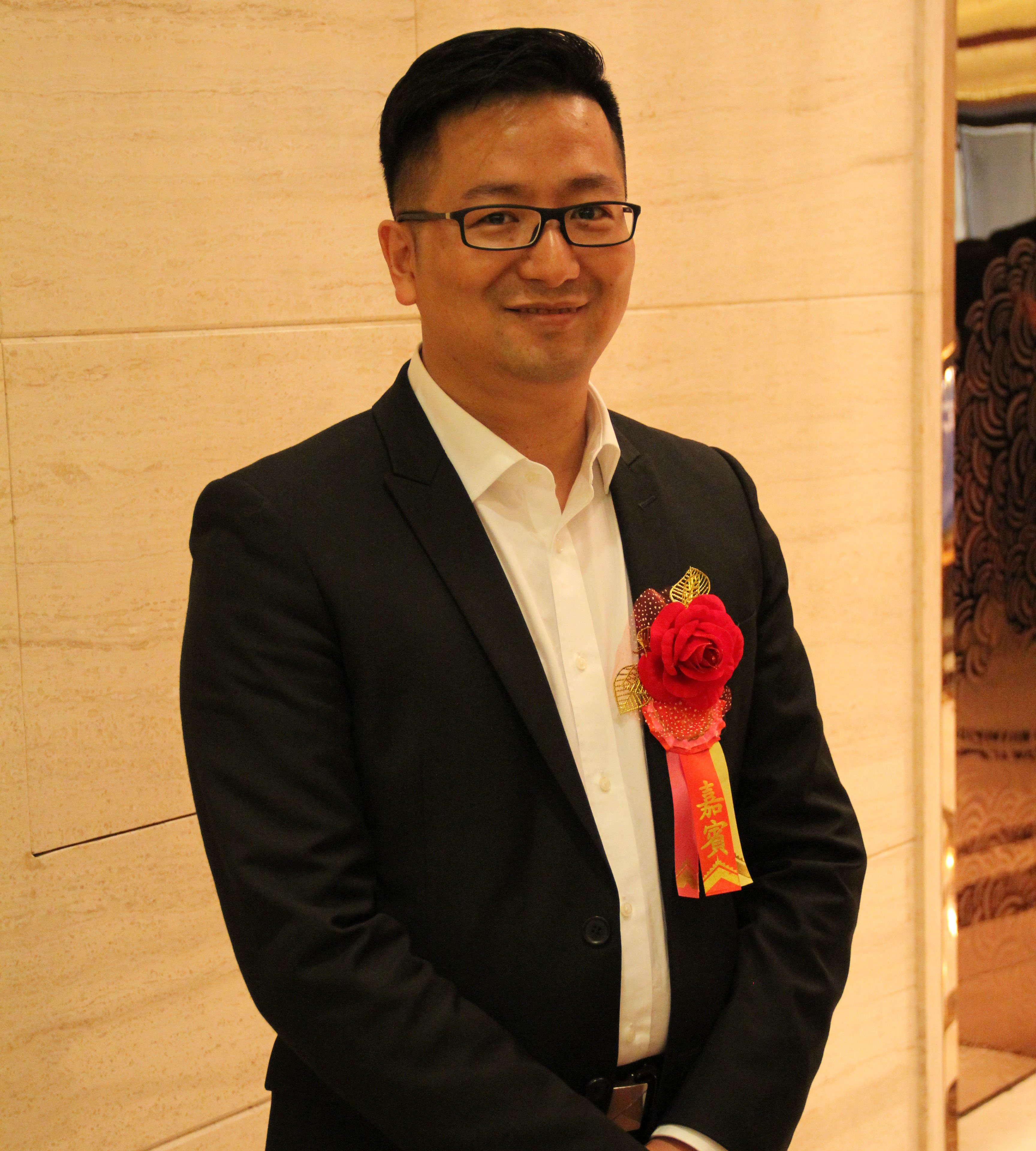 """2017深圳物联人物""""评选候选人:蔡剑斌"""