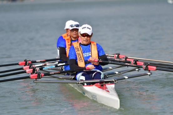 首届Rockathon赛艇挑战赛落幕 王石直播顺德容桂城市新面貌